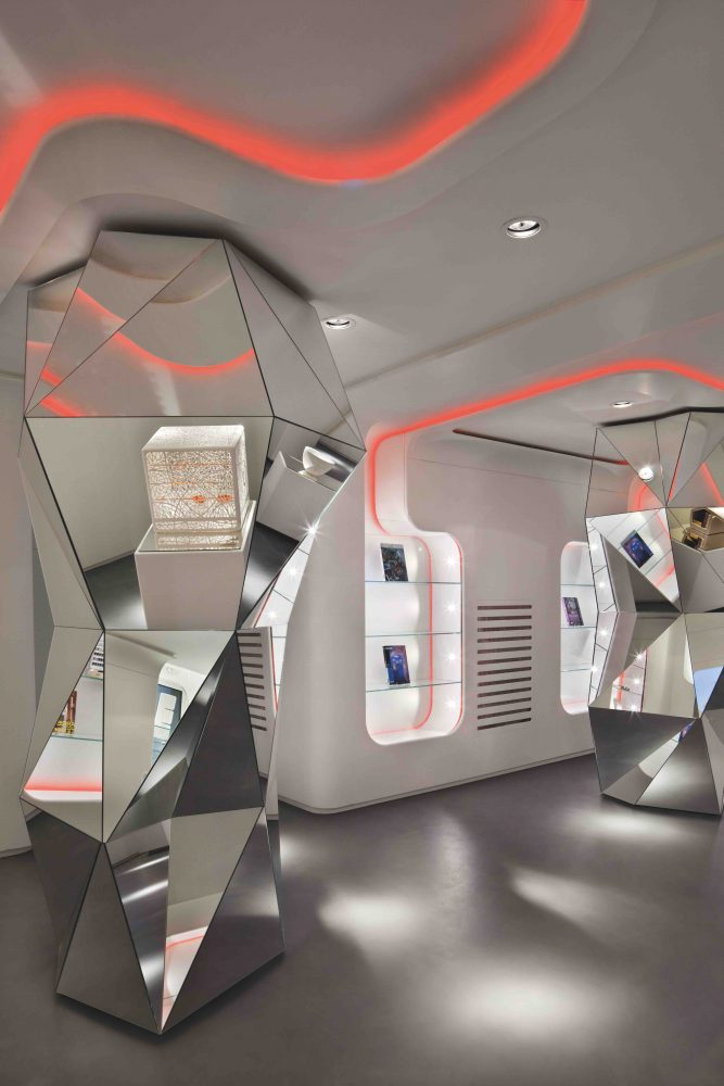 """""""L'Archivolto Events"""" new exhibition space Simone Micheli"""
