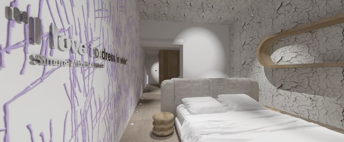(3S) X THd = three suites for TownHouse Duomo Simone Micheli