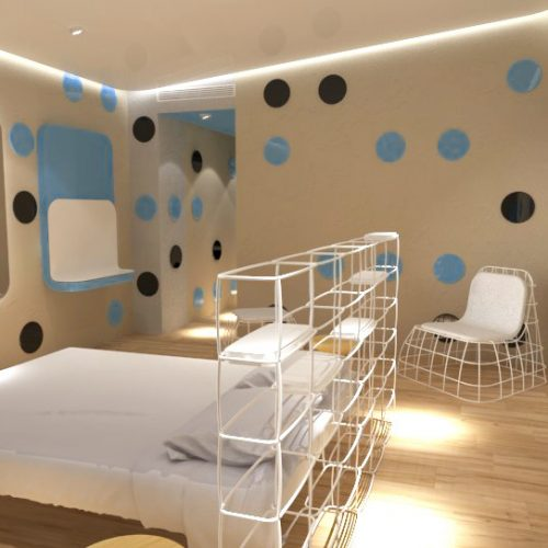 (3S) X THd = three suites for TownHouse Duomo