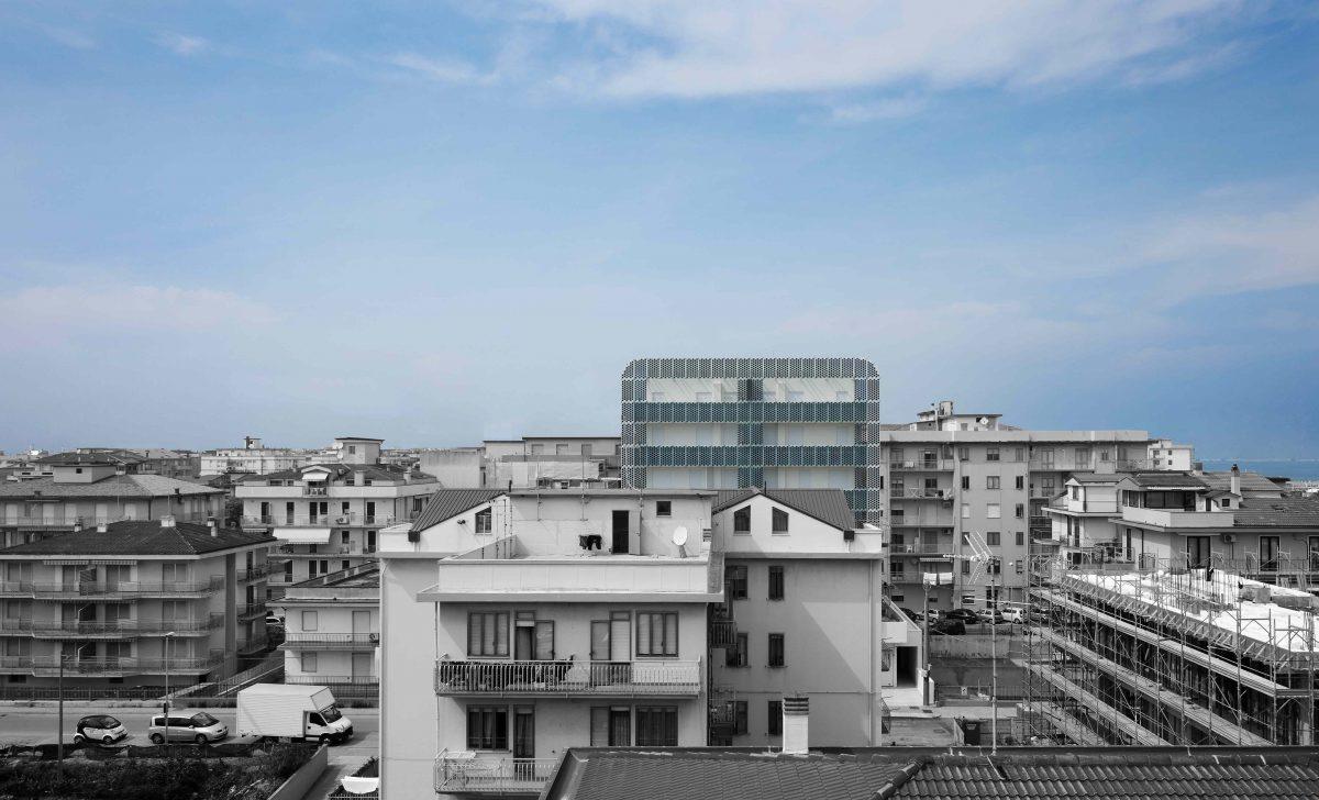 OVERSEA BUILDING Simone Micheli