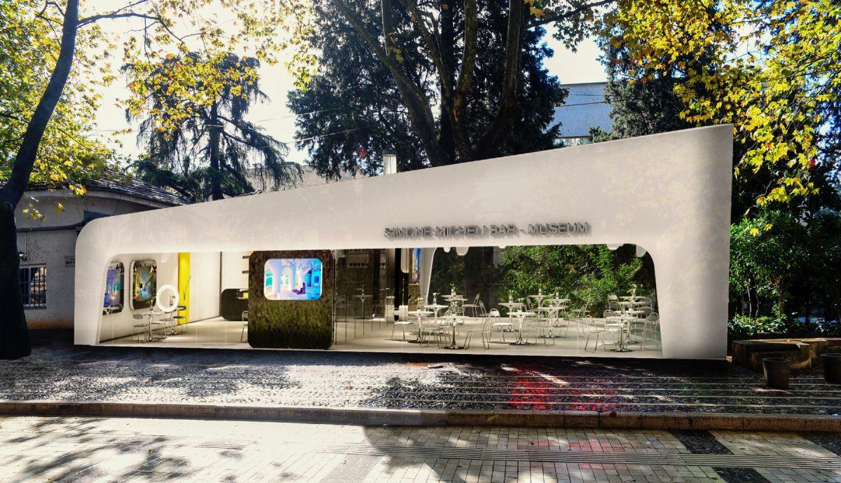 BAR MUSEUM Simone Micheli