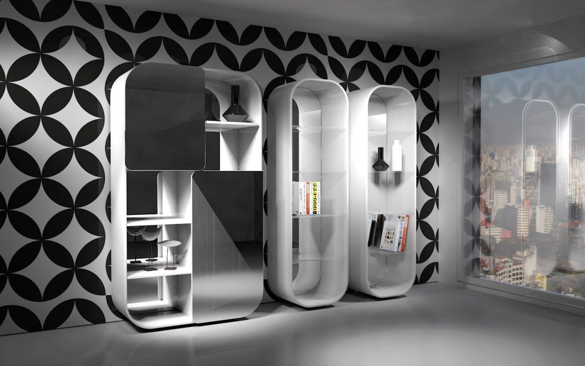 QM furniture collection Simone Micheli
