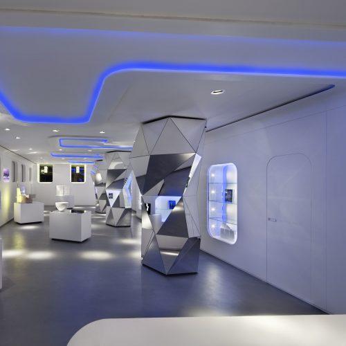 """L'Archivolto Events"" new exhibition space"