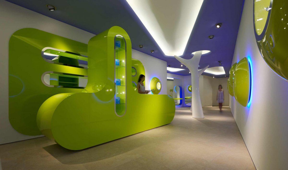 WELLNESS CENTRE for INCONTRO HOTEL Simone Micheli