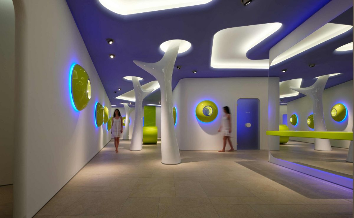 WELLNESS CENTRE for INCONTRO HOTEL Simone Micheli