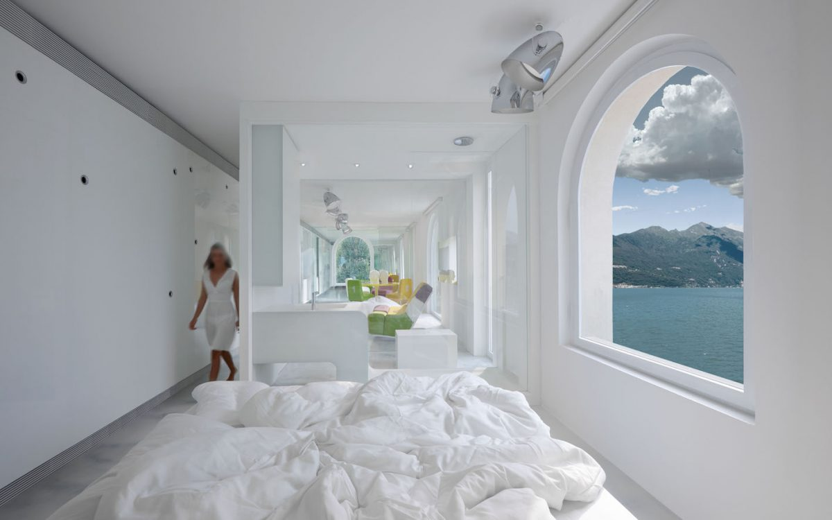 MICHELI HOUSE – MACCAGNO Simone Micheli