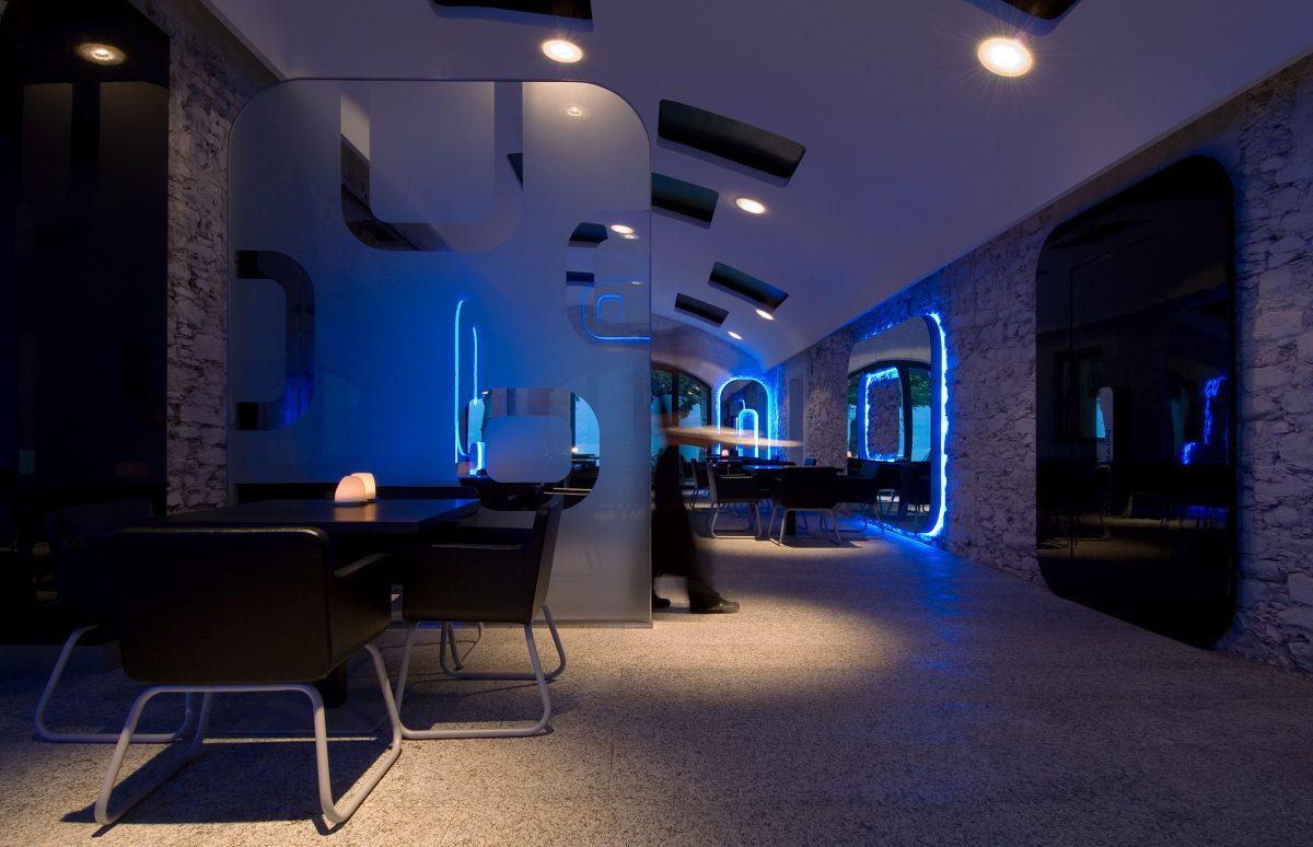 ACQUADULZA bar – wine butega & restaurant Simone Micheli