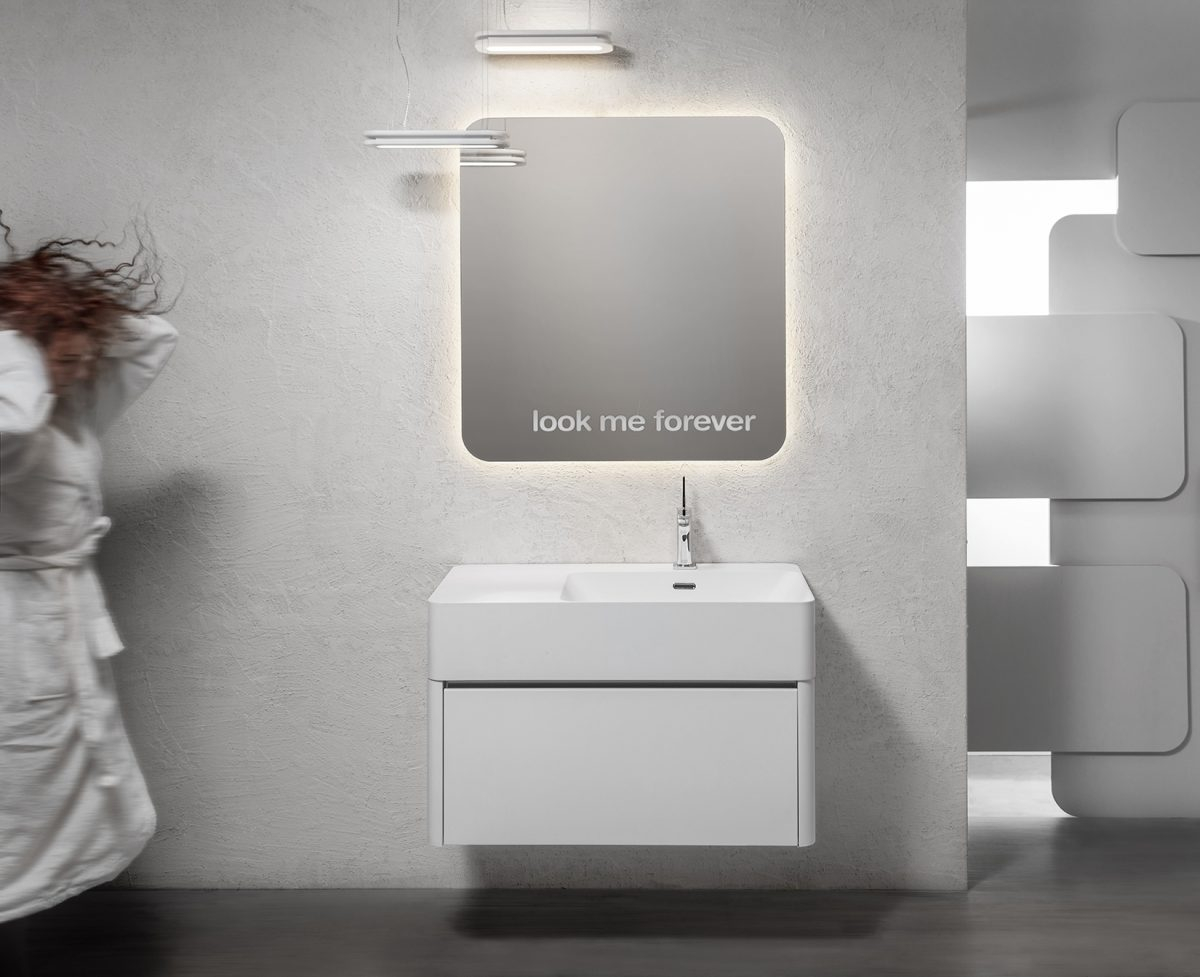 MY BATH – Integrated Sink Simone Micheli