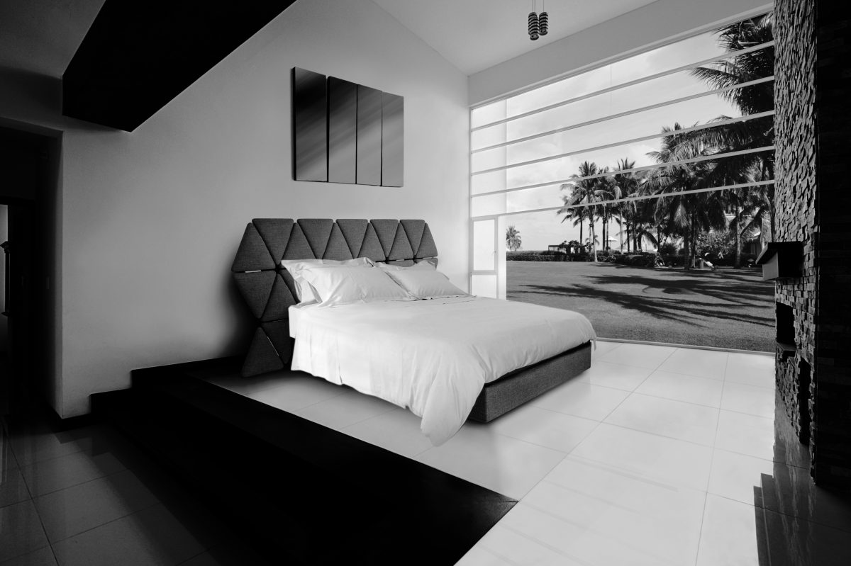 FLOOW – BED COLLECTION Simone Micheli