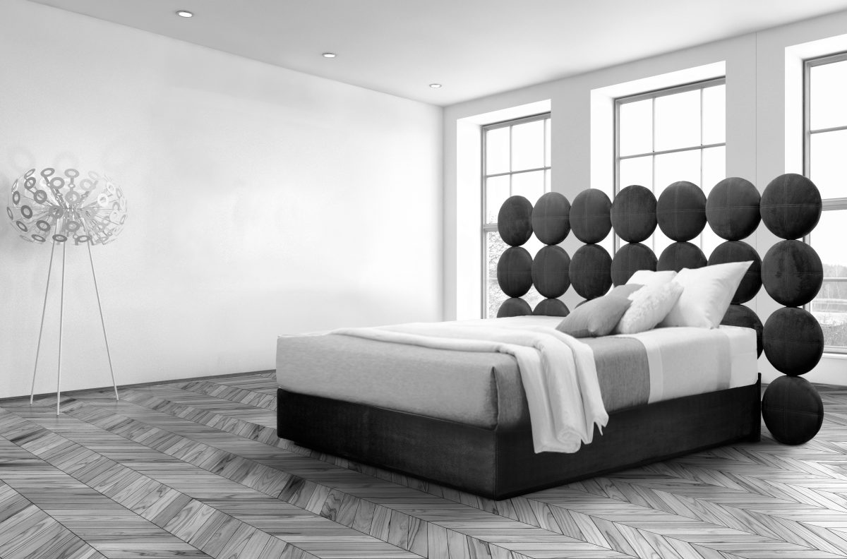 MOON – BED COLLECTION Simone Micheli