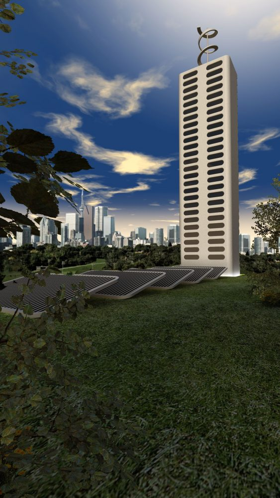 HELIX RESIDENTIAL BUILDING Simone Micheli