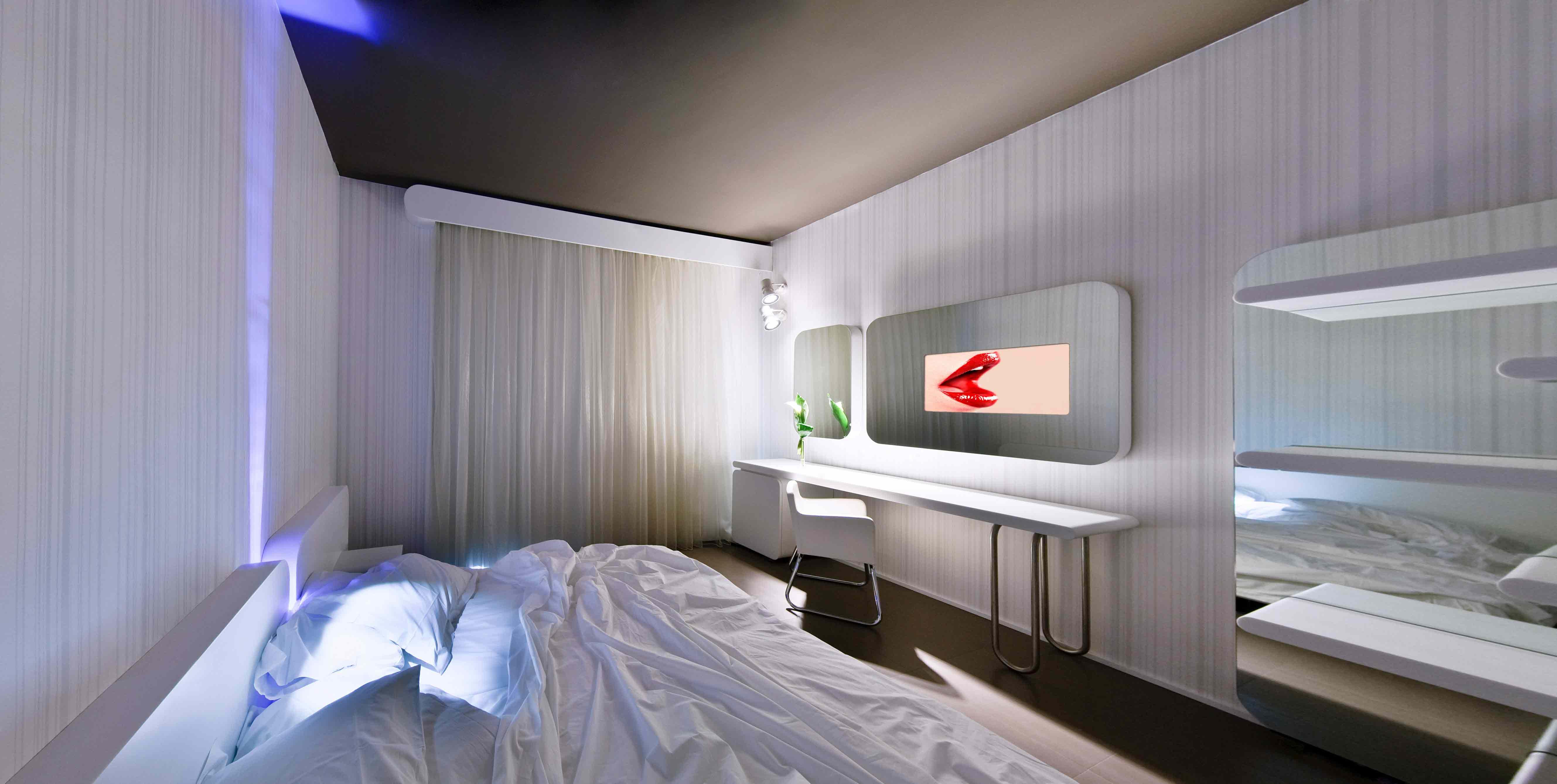 Hotel londra simone micheli architectural hero for Design hotel londra