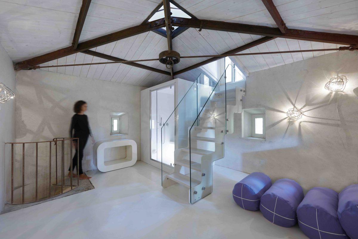 BIG DREAM IN A LITTLE TOWER Simone Micheli