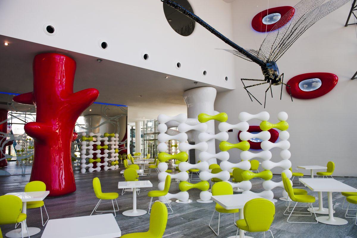 BARCELO' HOTEL MILAN Simone Micheli