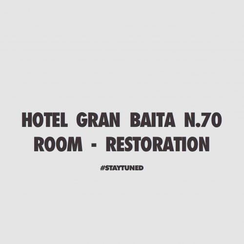 HOTEL GRAN BAITA n.70 camere