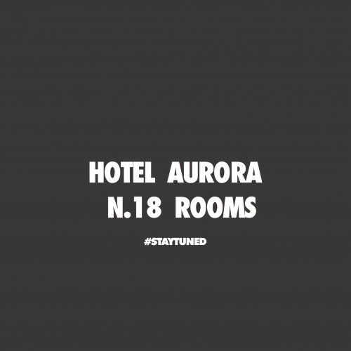HOTEL AURORA n.18 nuove camere