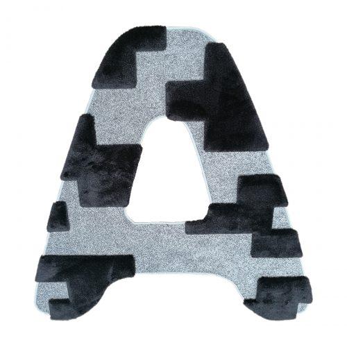 """Tappeto lettera """"A"""" for Besana Moquette"""