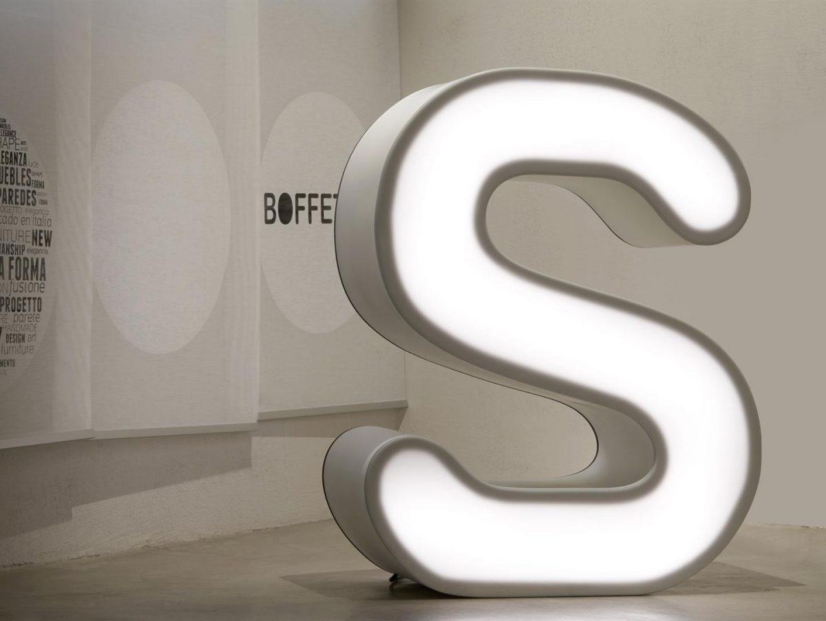 """""""Lettera S"""" for Boffetto Simone Micheli"""