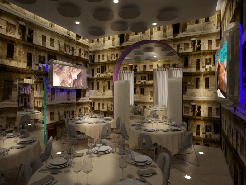 Silvano & Noemi Restaurant Simone Micheli