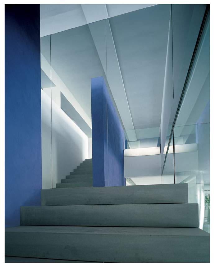 INDUSTRIAL BUILDING BAGA Simone Micheli