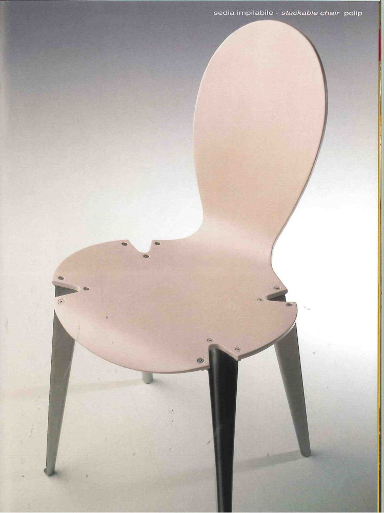 Polip Chair Simone Micheli