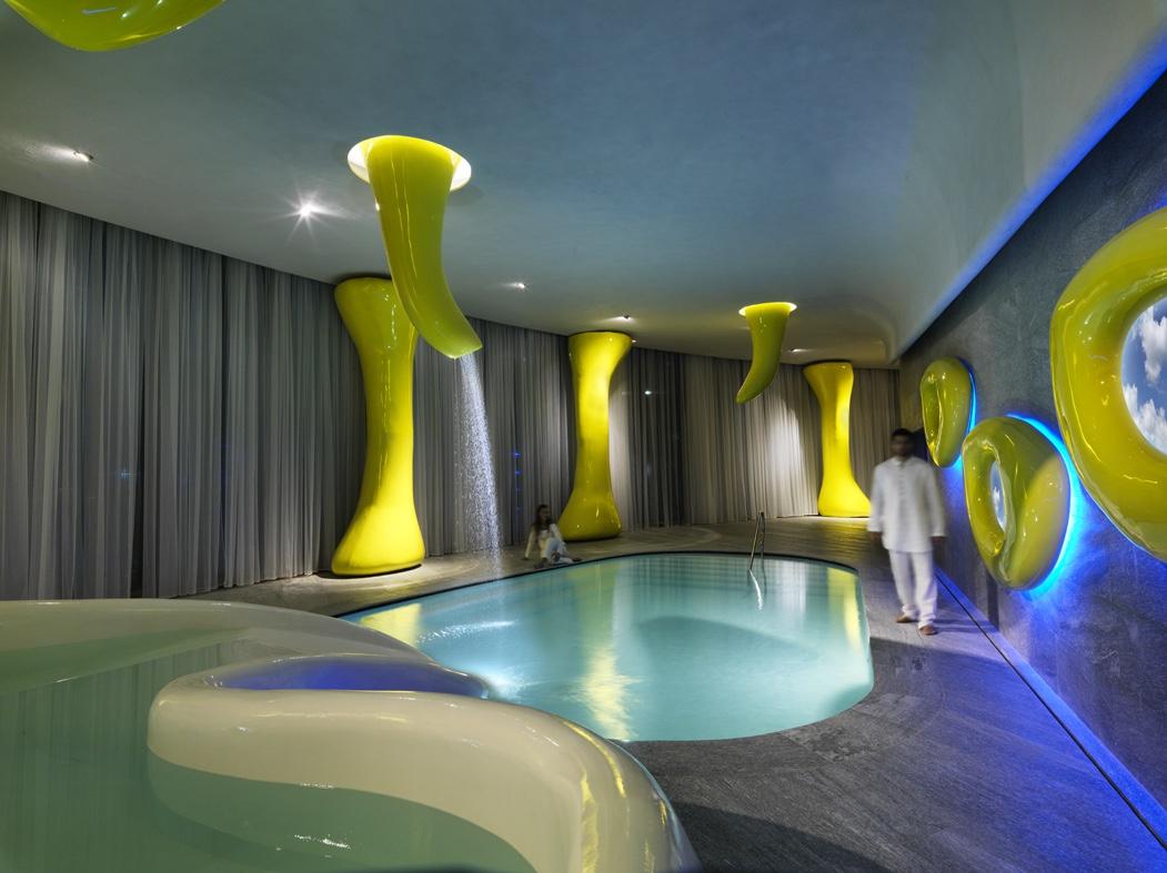 BARCELO' HOTEL MILAN Wellness center & spa Simone Micheli
