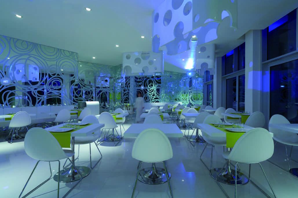 i-SUITE HOTEL – Restaurant Simone Micheli