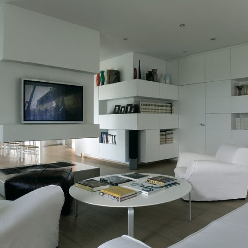 simona and carlo mascioni residence