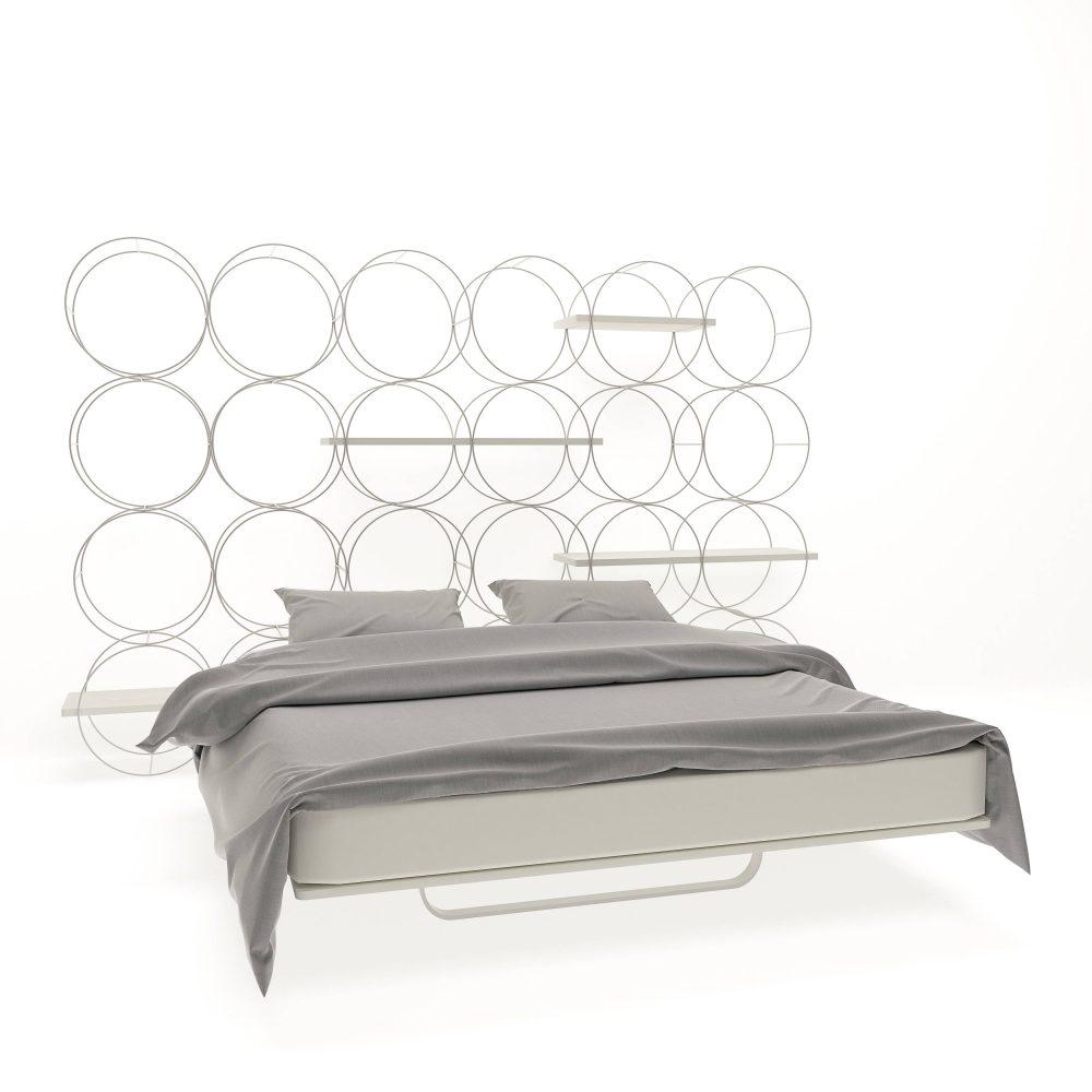 Collection fil di ferro-letti Simone Micheli