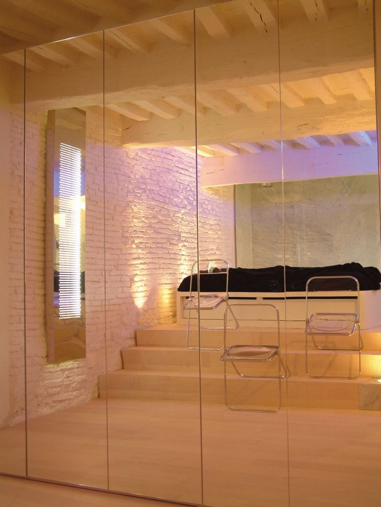 loft Simone Micheli