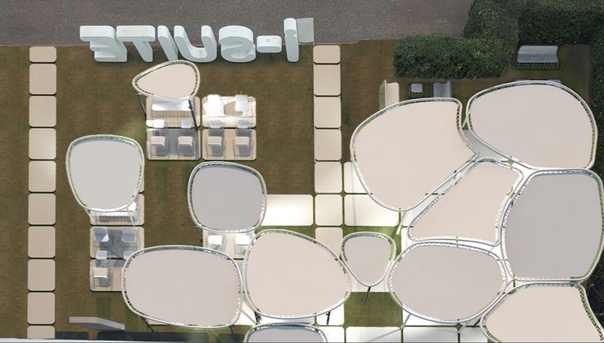 i-SUITE HOTEL – OUTDOOR Simone Micheli