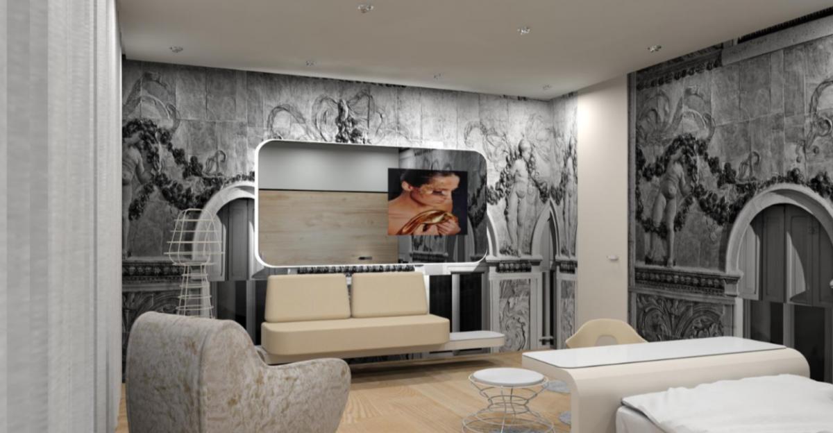 Grande Albergo AUSONIA & HUNGARIA – rooms Simone Micheli