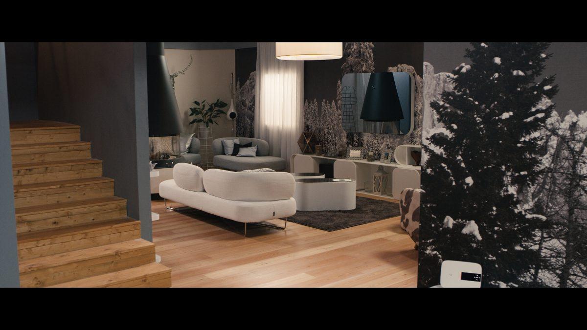 """""""sconnessi"""" – scenic design Simone Micheli"""