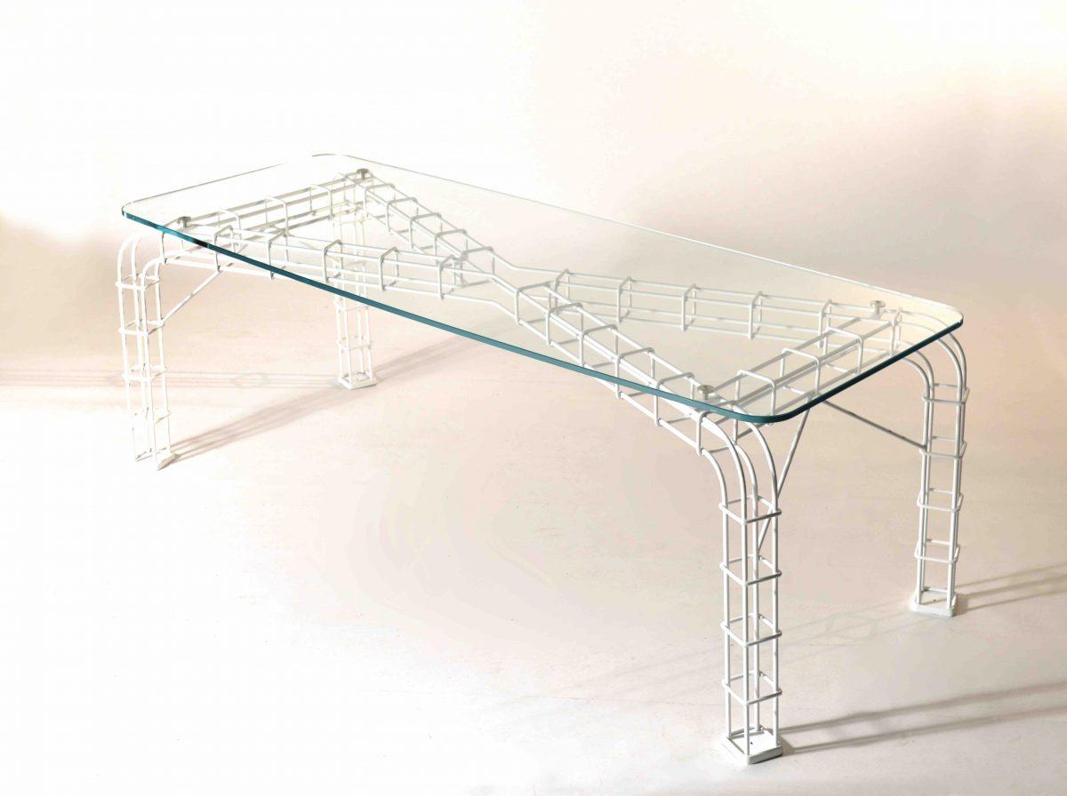 tavolo incontro – filodiferro collection Simone Micheli