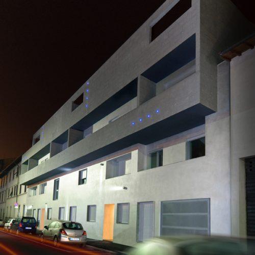 CACCIAMANI BUILDING
