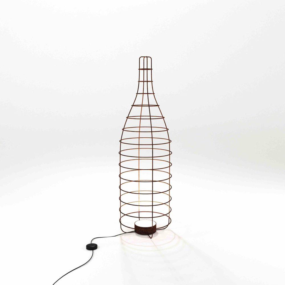 luci fil di ferro-collection Simone Micheli
