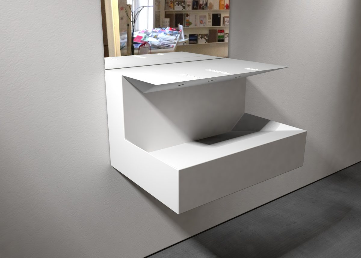 SUPERTRIS WM2 – INTEGRATED SINK Simone Micheli