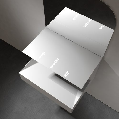 SUPERTRIS WM2 – INTEGRATED SINK