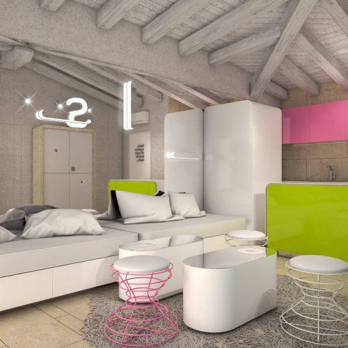 The Precious Apartment in Puntaldìa