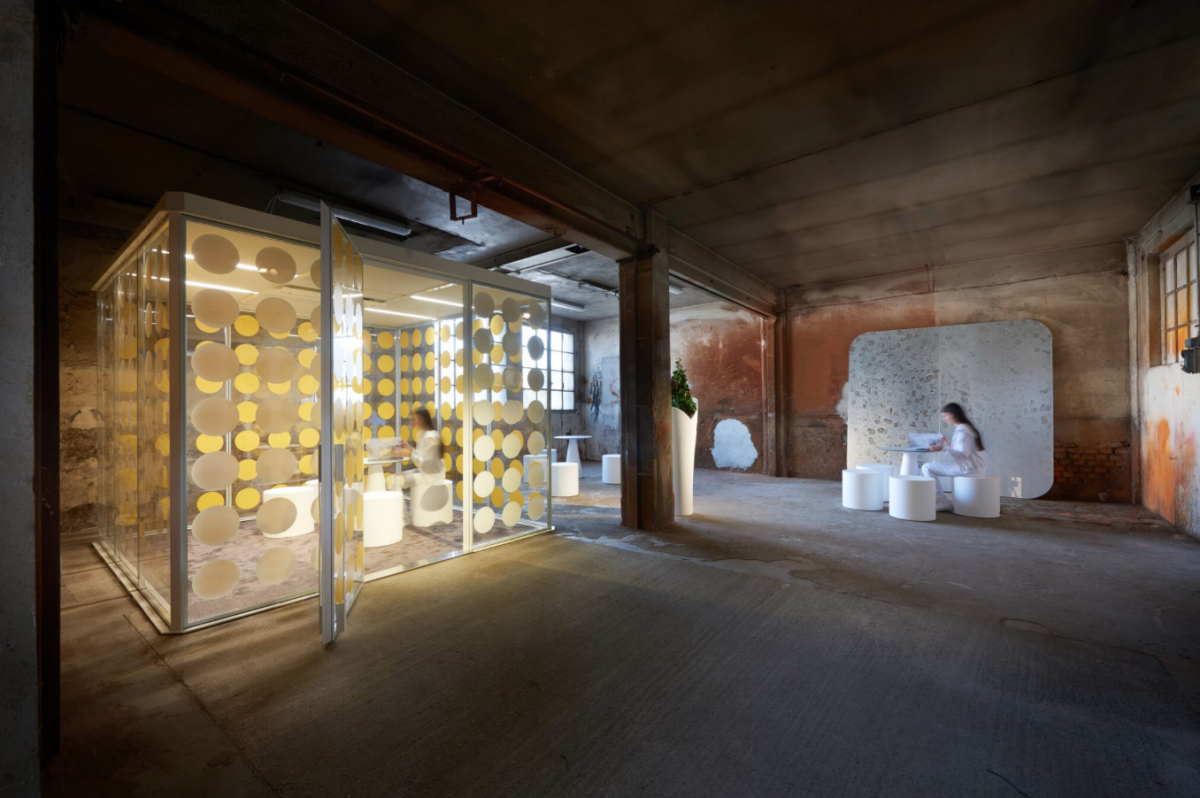 HOTEL REGENERATION – FUORISALONE2018 Simone Micheli
