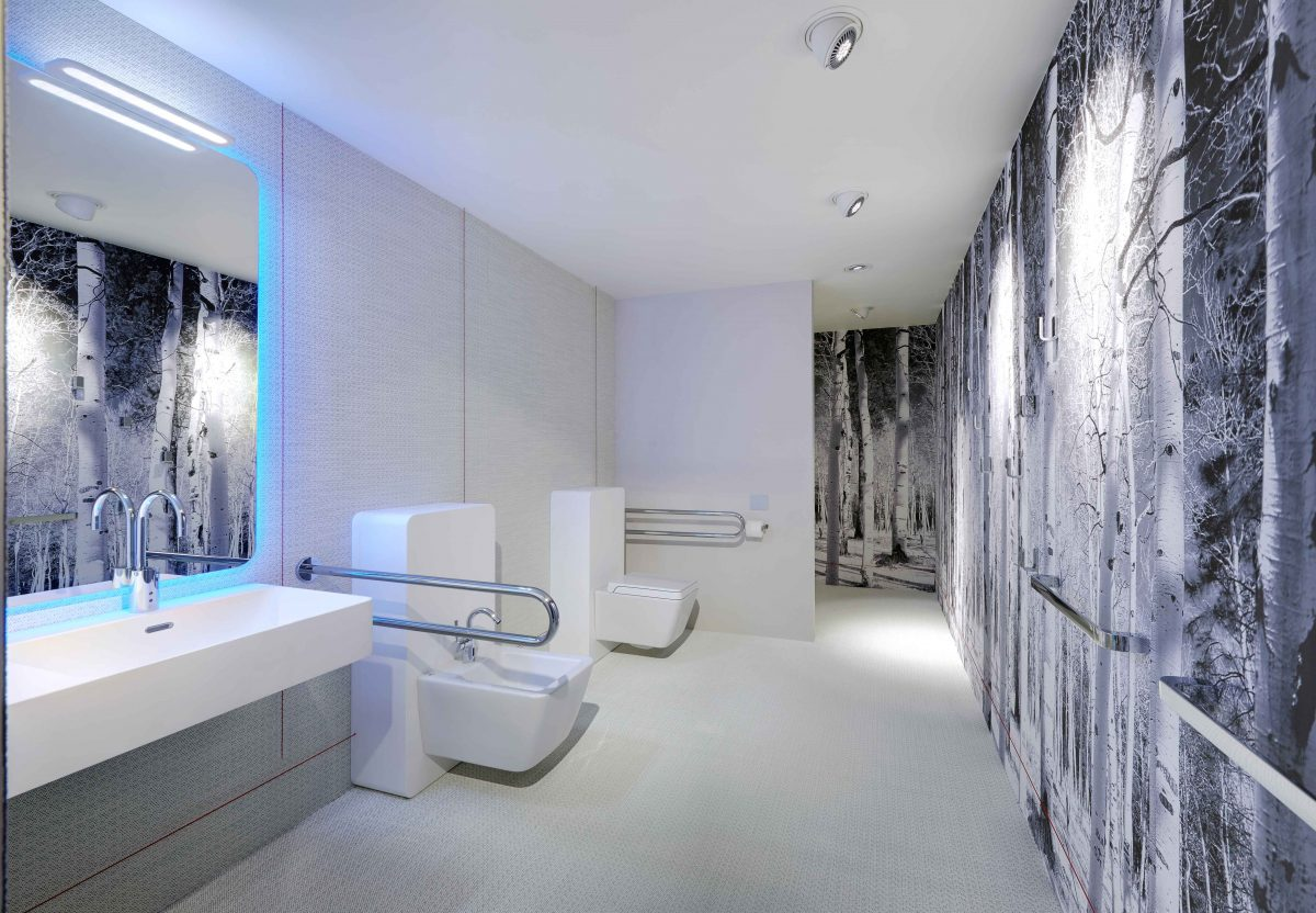 An extraordinary suite 4All Simone Micheli