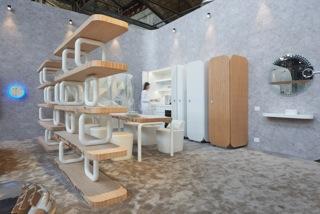 Xam Design Libreria Simone Micheli