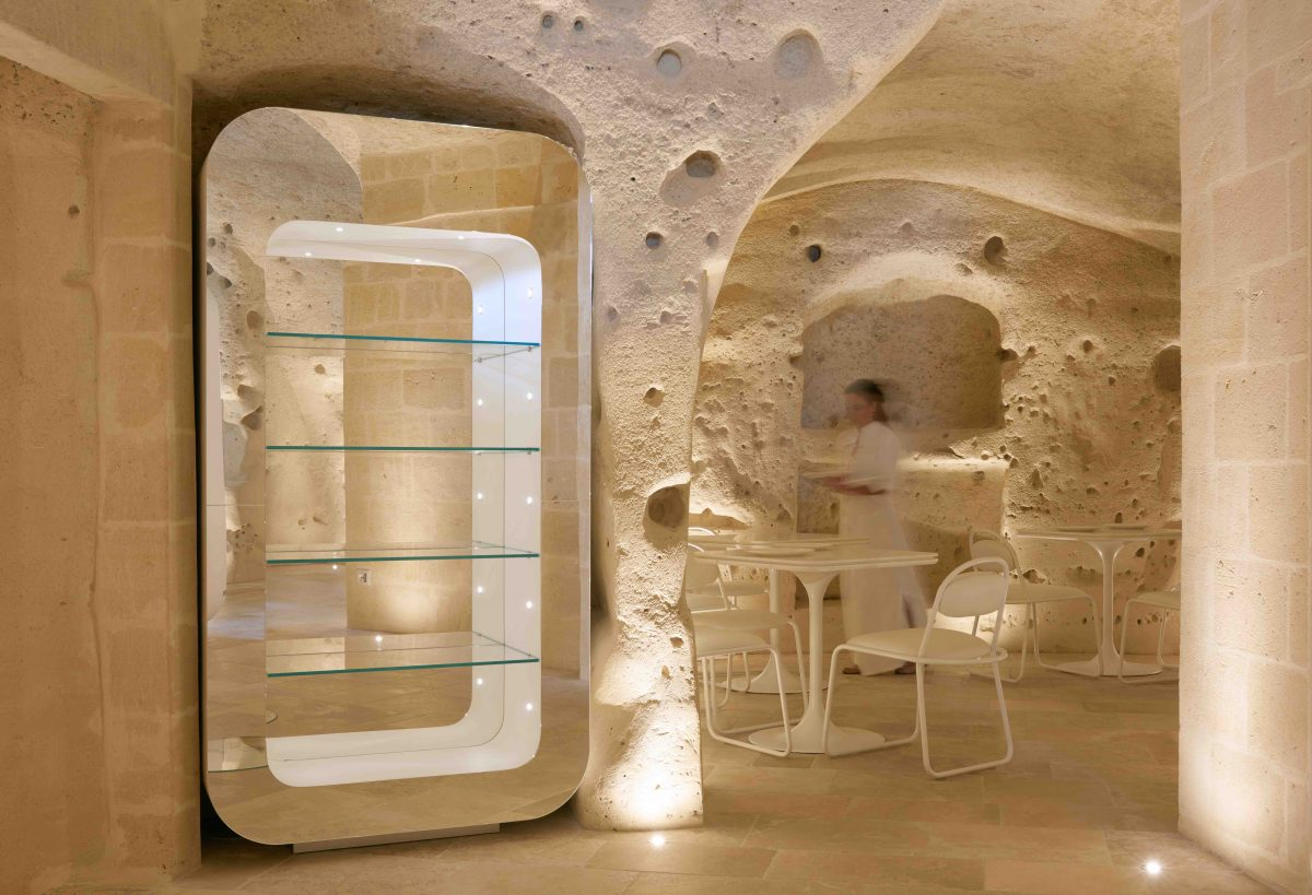 Aquatio Cave Luxury Hotel & SPA Simone Micheli