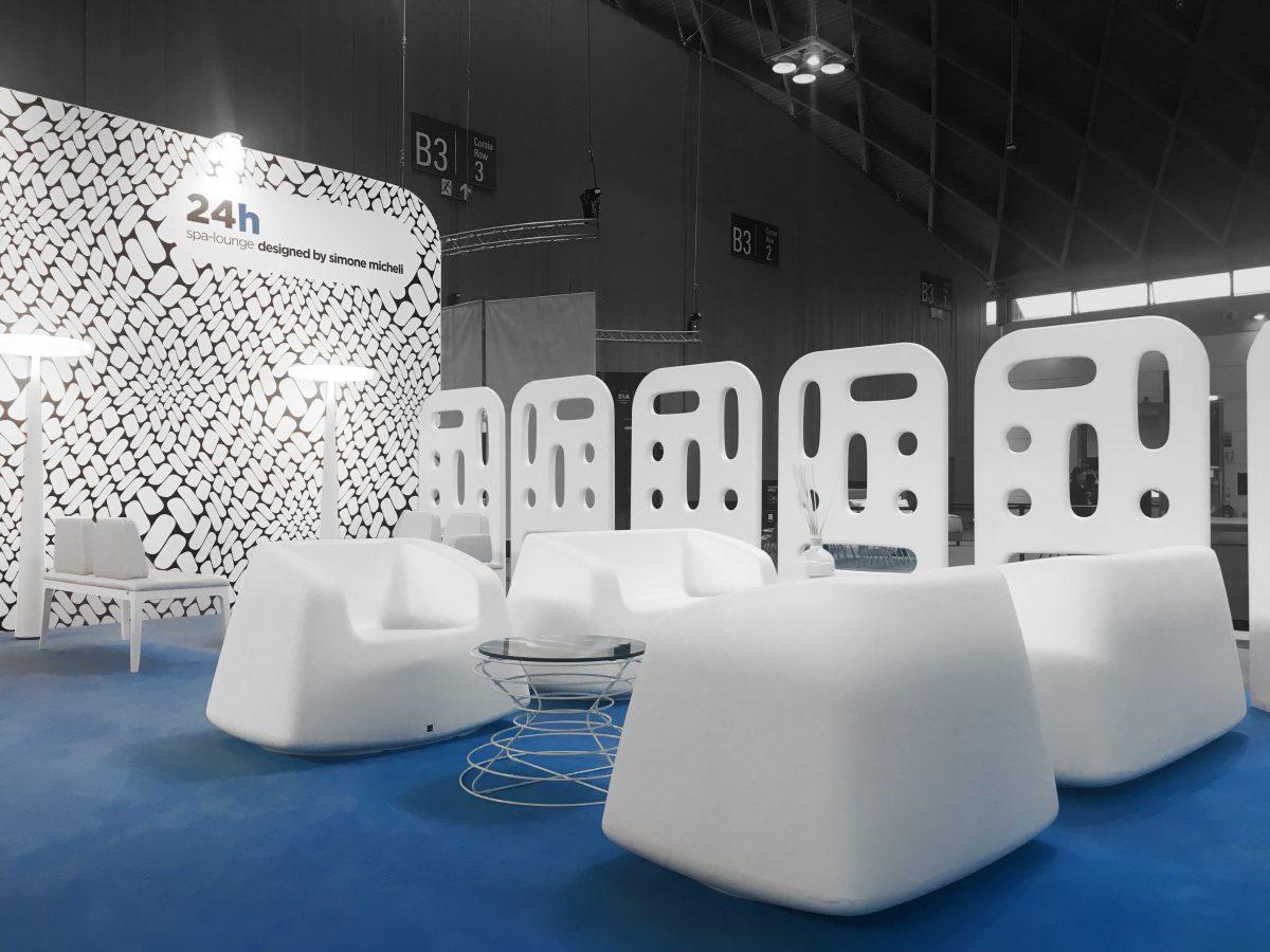 SIA Hospitality Design – 24h Spa-Lounge Simone Micheli