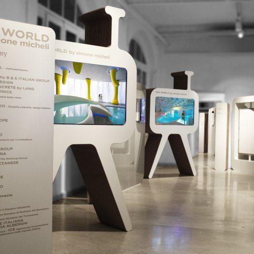 SPA WORLD 2015 – Design Library Milano