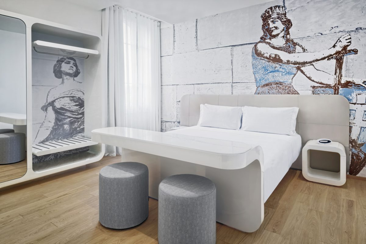 HOTEL AUSONIA & HUNGARIA Simone Micheli