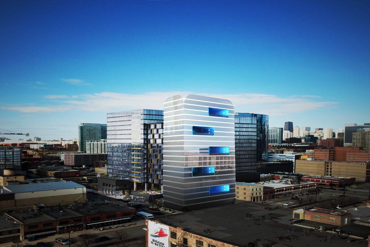 Chicago Building Simone Micheli