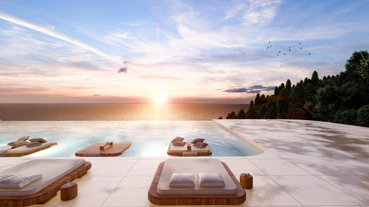 Luxury resort Simone Micheli