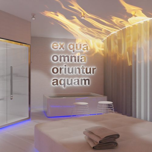 Concept for dayspa