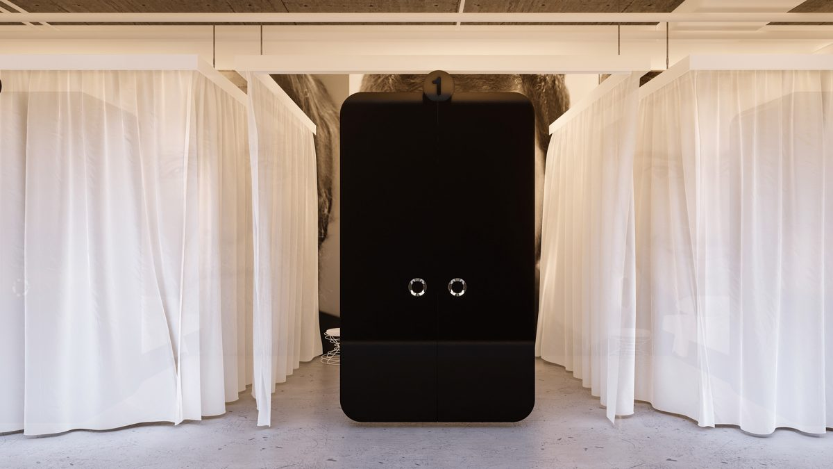 Ospitality Concept Simone Micheli